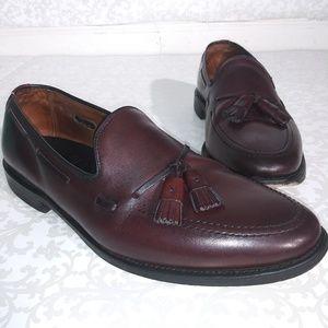Allen Edmonds Brown Grayson Loafer Sz 9.5